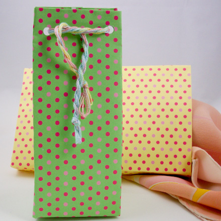 How to Make a Paper Bag (Without Cuting/Ripping) : 5 Steps ... | 440x440