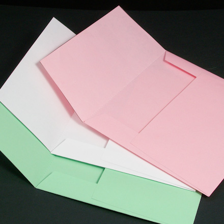 How To Make Half Moon Petal Envelopes Boxes And Bags Aunt