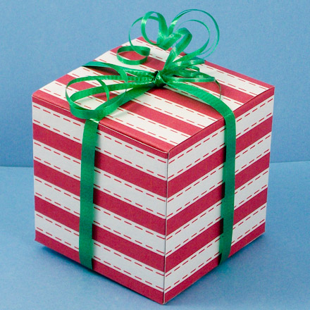 How To Make Little Gift Boxes Christmas Crafts Aunt Annie S Crafts