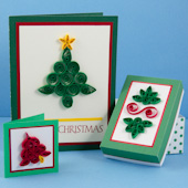 Christmas quilling designs and ideas