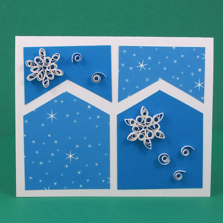 Christmas Quilling Designs And Ideas Crafts Aunt Annies