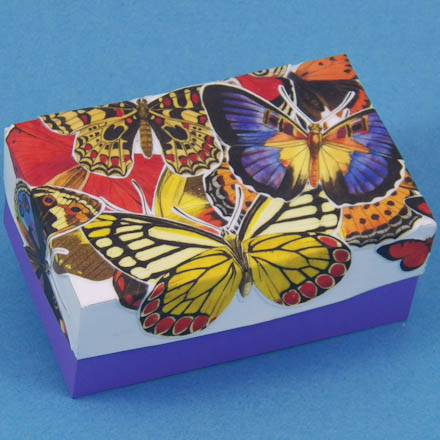 Boxes For Decoration And Crafts Best How To Make A Decoupage Box  Decorative Crafts  Aunt Annie's Crafts Inspiration Design