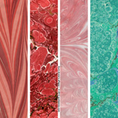 Marbled Strips ePaper