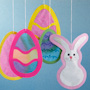 Easter Suncatchers
