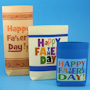Tube-shaped Gift Bags for Father's Day