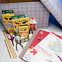 Children's craft box