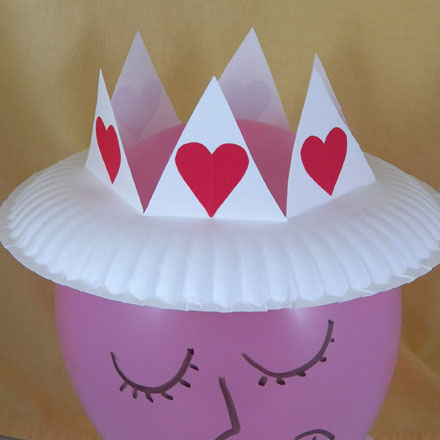 How To Draw A Heart With A Crown Tip A super-quick way to make