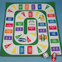 Racetrack Board Game
