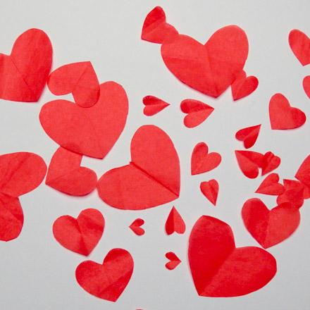 Tip: Cutting Heart ...