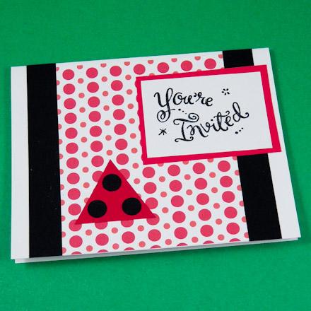 Cardmaking Idea Invitation Card Set Tutorial Greeting Card – Invitation Card Making