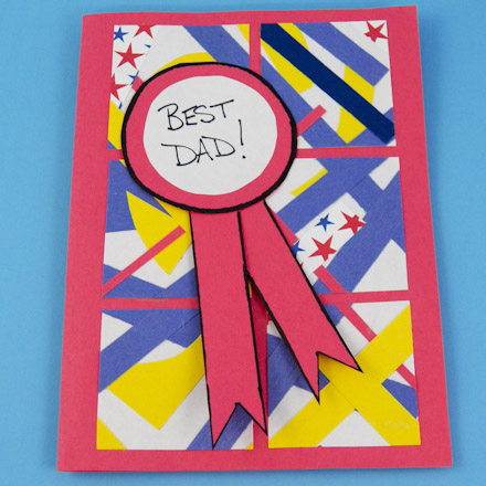 Kids serendipity square fathers day cards cards for kids to make enlarge m4hsunfo