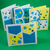 Four Patch cards