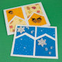 Fall and Winter Quilling Cards