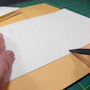 Scoring and embossing board