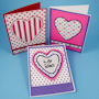 Heart Applique Valentines