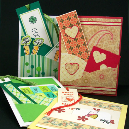 Make pocket greeting cards tutorial greeting card class for Image craft greeting cards