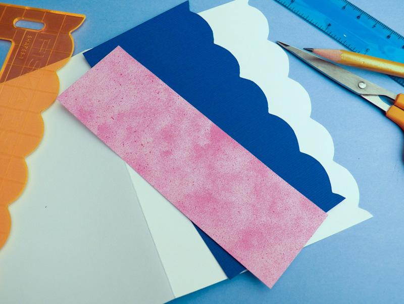 Cut Colored Cardstock