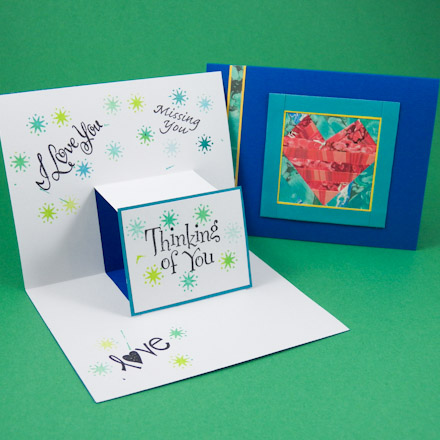 pop up birthday cards for mom - card making idea step pop up card tutorial greeting