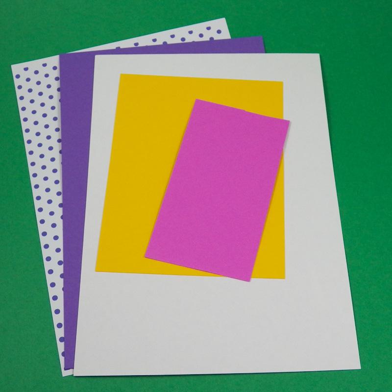 Card Making Idea V Fold Pop Up Birthday Tutorial