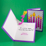 Pop-up Birthday Card