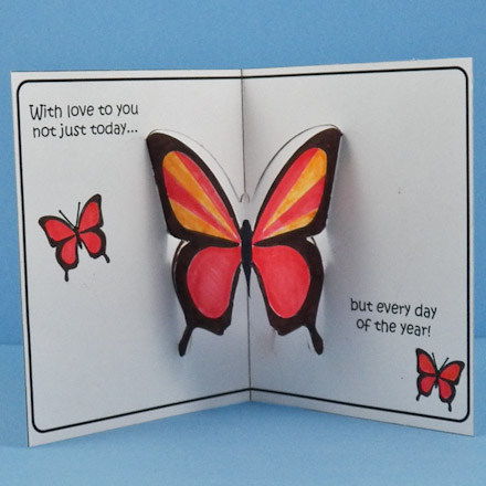 How To Make Pop Up Cards Aunt Annies Crafts