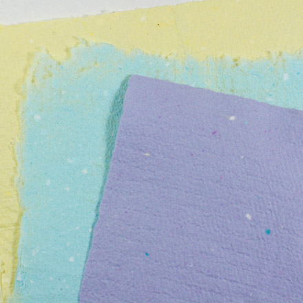 How To Make Handmade Paper From Recycled Scraps Papermaking Crafts