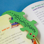 Lizard bookmark