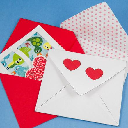 Custom Made Envelopes