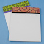 Recycled paper notepads