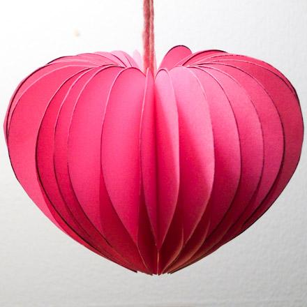 Valentines Heart Craft