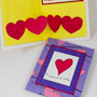 Click to see Valentine with a Heart Chain Pop-Up craft