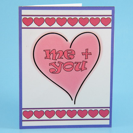 How To Make A Heart Pop Up Card Valentine S Day Crafts Aunt